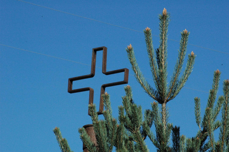 Chapel Cross Blue Sky