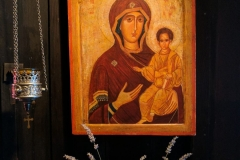 Icon of Our Lady of Hermits