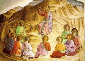 Jesus with Friends